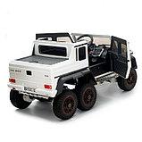 Электромобиль MERCEDES-BENZ G63 AMG 6x6, 6WD полный привод, цвет белый, EVA, фото 4