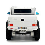 Электромобиль MERCEDES-BENZ G63 AMG 6x6, 6WD полный привод, цвет белый, EVA, фото 7