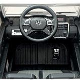 Электромобиль MERCEDES-BENZ G63 AMG 6x6, 6WD полный привод, цвет белый, EVA, фото 8