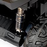 Электромобиль «БАГГИ», максимальная нагрузка 100 кг, АКБ 24V, кожаное сидение, цвет красный, фото 9