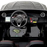 Электромобиль MERCEDES-BENZ GLC 63 S Coupe AMG, 4WD, EVA, монитор, цвет чёрный глянец, фото 6
