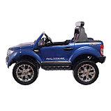 Электромобиль FORD RANGER NEW, 4WD полный привод, окраска глянец голубой, фото 2
