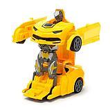 Робот радиоуправляемый «Автобот», трансформируется, работает от батареек, МИКС, фото 4