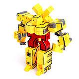Набор роботов «Алфавит». звуковые эффекты, 7 роботов-букв, собираются в 1 робота, фото 2