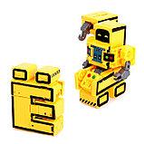 Набор роботов «Алфавит». звуковые эффекты, 7 роботов-букв, собираются в 1 робота, фото 4