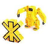 Набор роботов «Алфавит». звуковые эффекты, 7 роботов-букв, собираются в 1 робота, фото 5