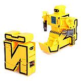 Набор роботов «Алфавит». звуковые эффекты, 7 роботов-букв, собираются в 1 робота, фото 8