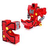 Набор роботов «Алфавит». звуковые эффекты, 7 роботов-букв, собираются в 1 робота, фото 9
