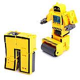 Набор роботов «Алфавит». звуковые эффекты, 7 роботов-букв, собираются в 1 робота, фото 10