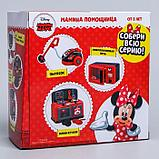 """Игровой набор мини-кухня """"Мамина помощница"""" с комплектующими, Минни Маус, фото 5"""