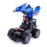 Робот радиоуправляемый «Монстр Широн», трансформируется, работает от аккумулятора, цвета МИКС, фото 3