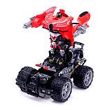 Робот радиоуправляемый «Монстр Широн», трансформируется, работает от аккумулятора, цвета МИКС, фото 5