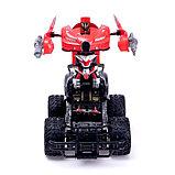 Робот радиоуправляемый «Монстр Широн», трансформируется, работает от аккумулятора, цвета МИКС, фото 6