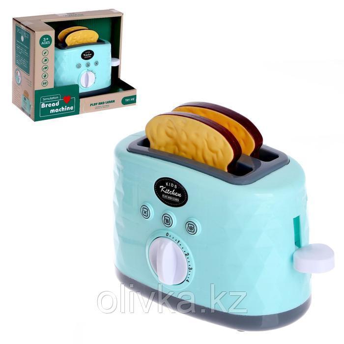Бытовая техника «Тостер», хлеб выпрыгивает