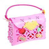 Игровой набор посуды «Для маленькой принцессы», в сумочке, фото 2