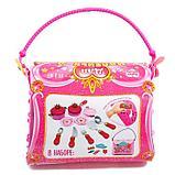 Игровой набор посуды «Для маленькой принцессы», в сумочке, фото 3