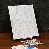 Картина по номерам на холсте с подрамником «Балерины» 40×50 см, фото 3