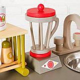 Игровой набор «Стильная кухня», посудка в наборе, фото 3