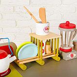 Игровой набор «Стильная кухня», посудка в наборе, фото 4