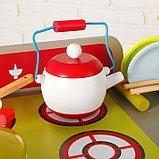 Игровой набор «Стильная кухня», посудка в наборе, фото 5