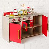Игровой набор «Стильная кухня», посудка в наборе, фото 8