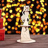 Салфетница «Индийская красавица», с подставкой под зубочистки, 25×13×13 см, фото 2