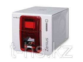 Evolis ZN1H0000RS Сублимационный принтер Zenius для печати на картах, эксперт, USB & Ethernet
