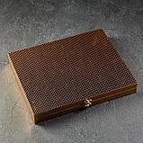 Набор столовых приборов «Реиджо», 24 предмета, в кейсе, фото 9