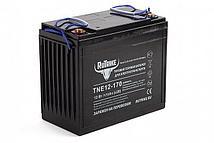 Тяговый гелевый аккумулятор RuTrike TNE (12-85 (12V70A/H C3))