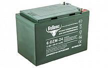 Тяговый гелевый аккумулятор RuTrike 6-DZM (6-DZM-24 (12V24A/H C2))