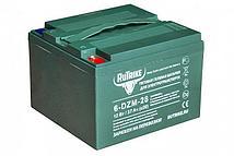 Тяговый гелевый аккумулятор RuTrike 6-DZM (6-DZM-28 (12V28A/H C3))