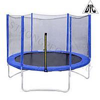 Батут DFC trampoline fitness с сеткой 12FT-TR-B