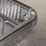 Набор форм для выпечки из фольги, 31×21×5 см, 5 шт, фото 2