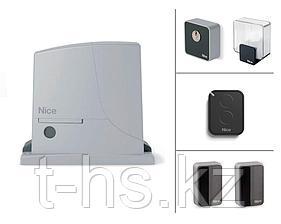 NICE ROX600KCE Комплект для откатных ворот до 600 кг, 230В