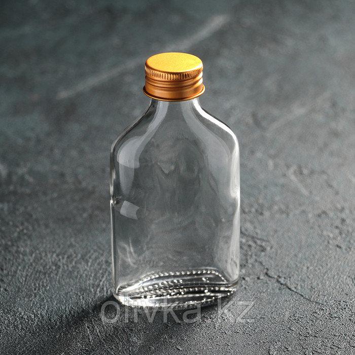 Бутылка, 100 мл, 6,5×3×13 см