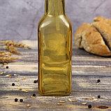 Бутыль для соусов и масла Доляна «Галерея», 200 мл, 19 см, цвет МИКС, фото 4