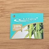 Поднос-столик Катунь, 50×30×23 см, бамбук, фото 5