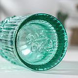 Бутыль для масла «Ларго», 340 мл, цвет зелёный, фото 4