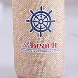 Бутылка «У моря», 300 мл, рисунок МИКС, фото 7