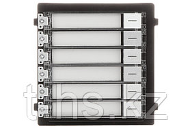 Hikvision DS-KD-KK Расширительный модуль на 6 абонентов