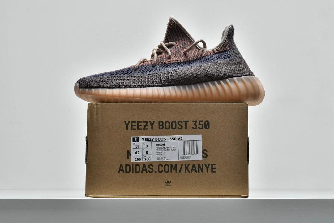 Adidas Yeezy Boost 350 V2 Fade (36-46) - фото 2