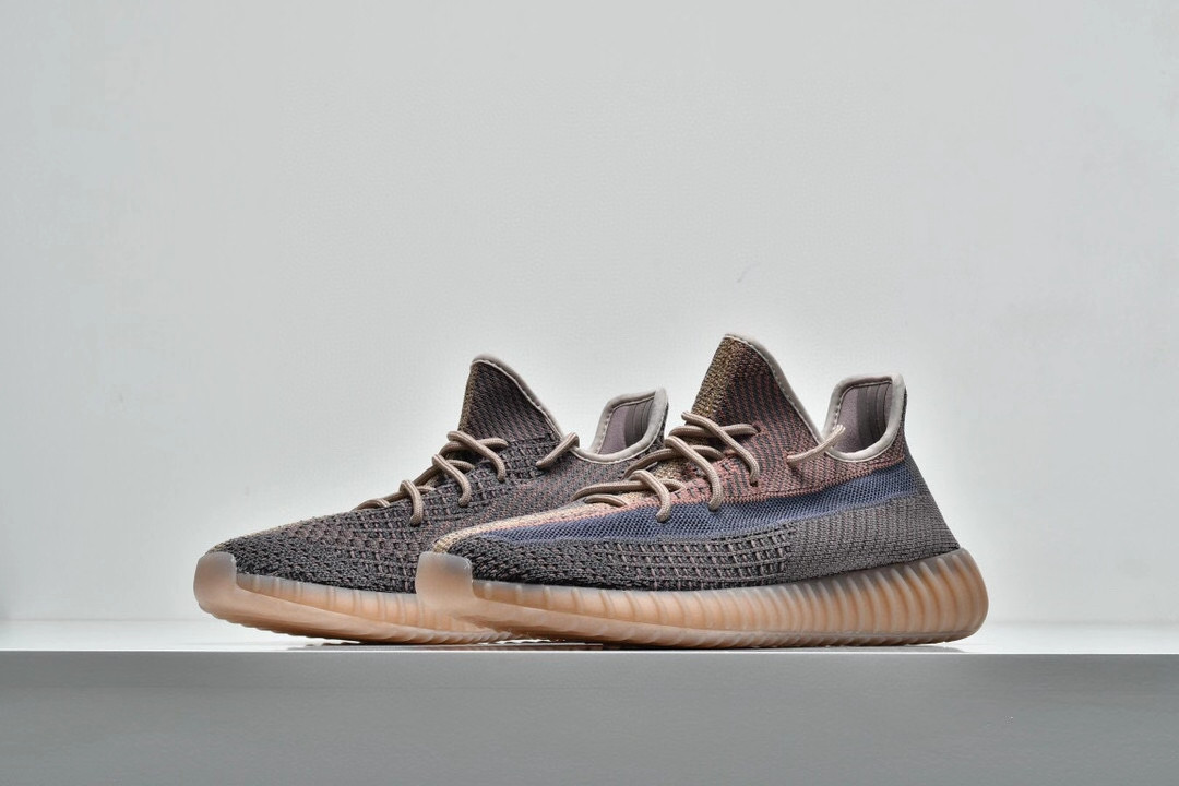Adidas Yeezy Boost 350 V2 Fade (36-46) - фото 8