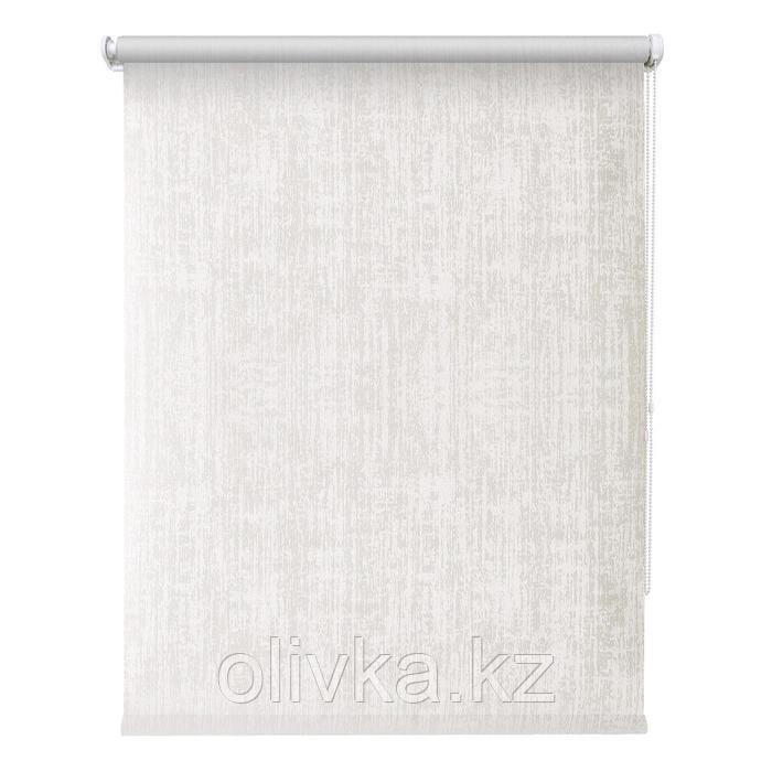 Рулонная штора «Кембридж», 70 х 175 см, цвет бежевый