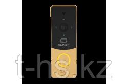 Slinex ML-20CR HD цвет черный + золото. Вызывная панель высокого разрешения 2,0 Мп (AHD) / 960 ТВЛ