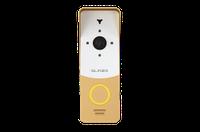 Slinex ML-20HD цвет золото + белый. Вызывная панель высокого разрешения 2,0 Мп (AHD) / 960 ТВЛ