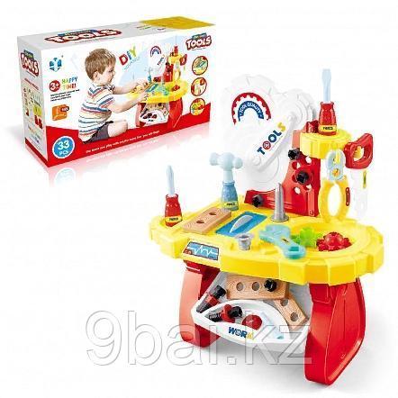 Набор игрушек Pituso Столяр Мини HWА1375344 красный