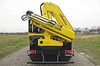 Крано-манипуляторная установка Hyva Crane HВ 250