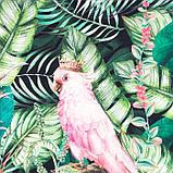"""Дорожка """"Этель"""" Tropical parrots 40*146 см, 100% хлопок, саржа 190 г/м2, фото 6"""