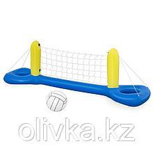 Волейбольный набор с мячом, 244 х 64 см, от 3 лет
