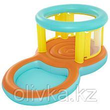 Батут надувной с бассейном Jumptopia, 239 x 142 x 102 см, 52385 Bestway